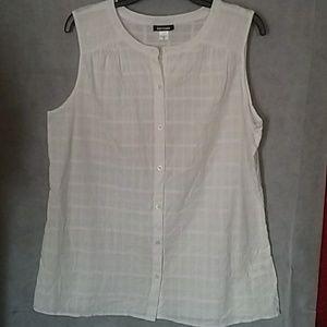 Basic Edition sleeve blouse